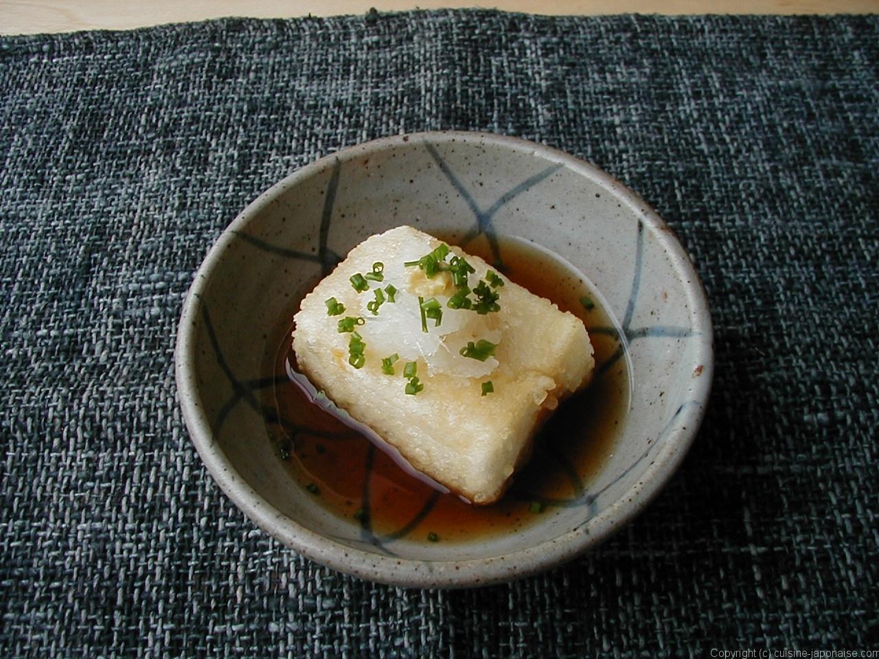 agedashidofu