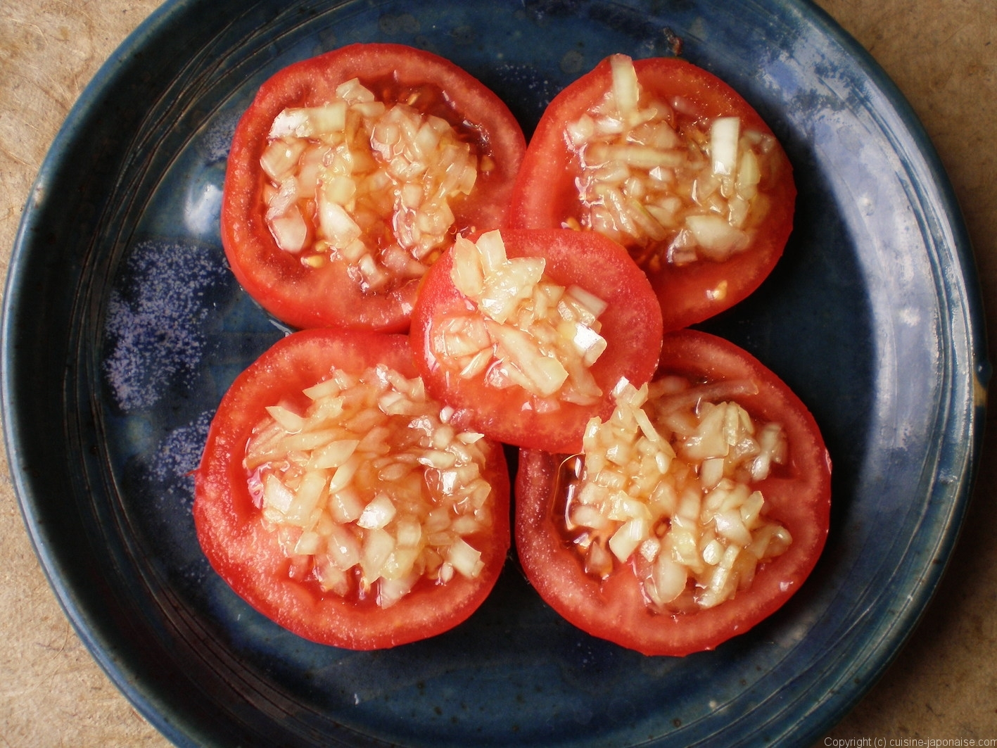 tomatosalade